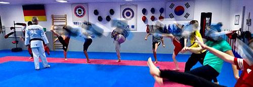 Neulich im Unterricht: Kampfkunst in der 6c