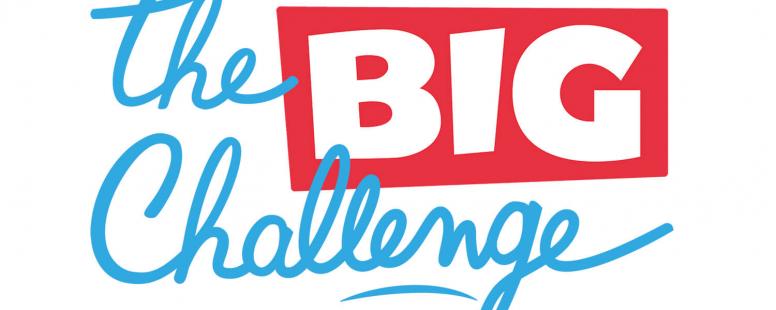 The Big Challenge – Wir sind dabei