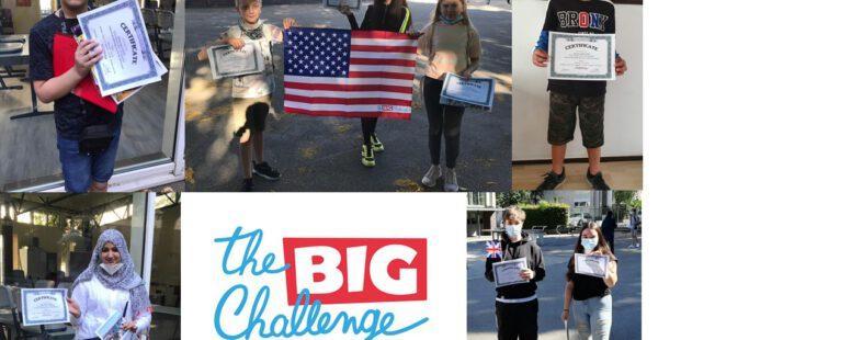So sehen Sieger aus – Teilnehmer von The Big Challenge 2020 geehrt